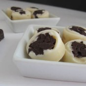 Eispralinen aus Joghurt