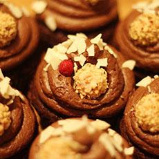Cupcakes Pure Chocolate