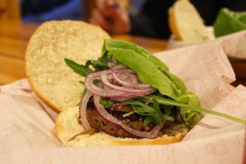 Barcelona Burger