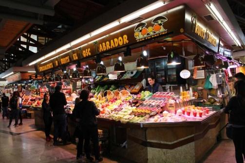 Markthalle Barcelona