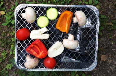 Finnland Tampere Barbecue