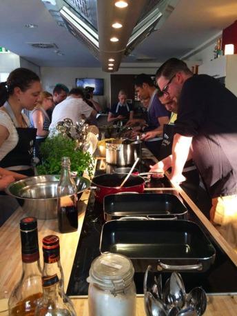 Lichtenauer Kochevent