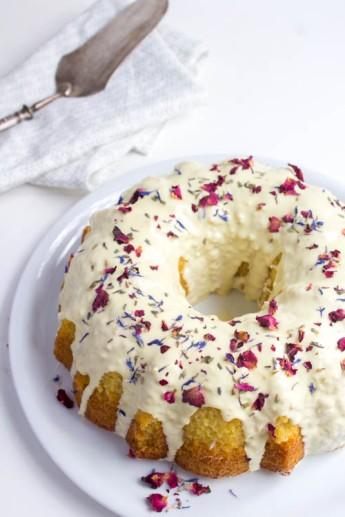 Weißweinkuchen