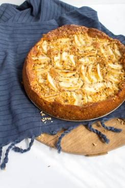 Rezept Apfel-Nuss-Kuchen